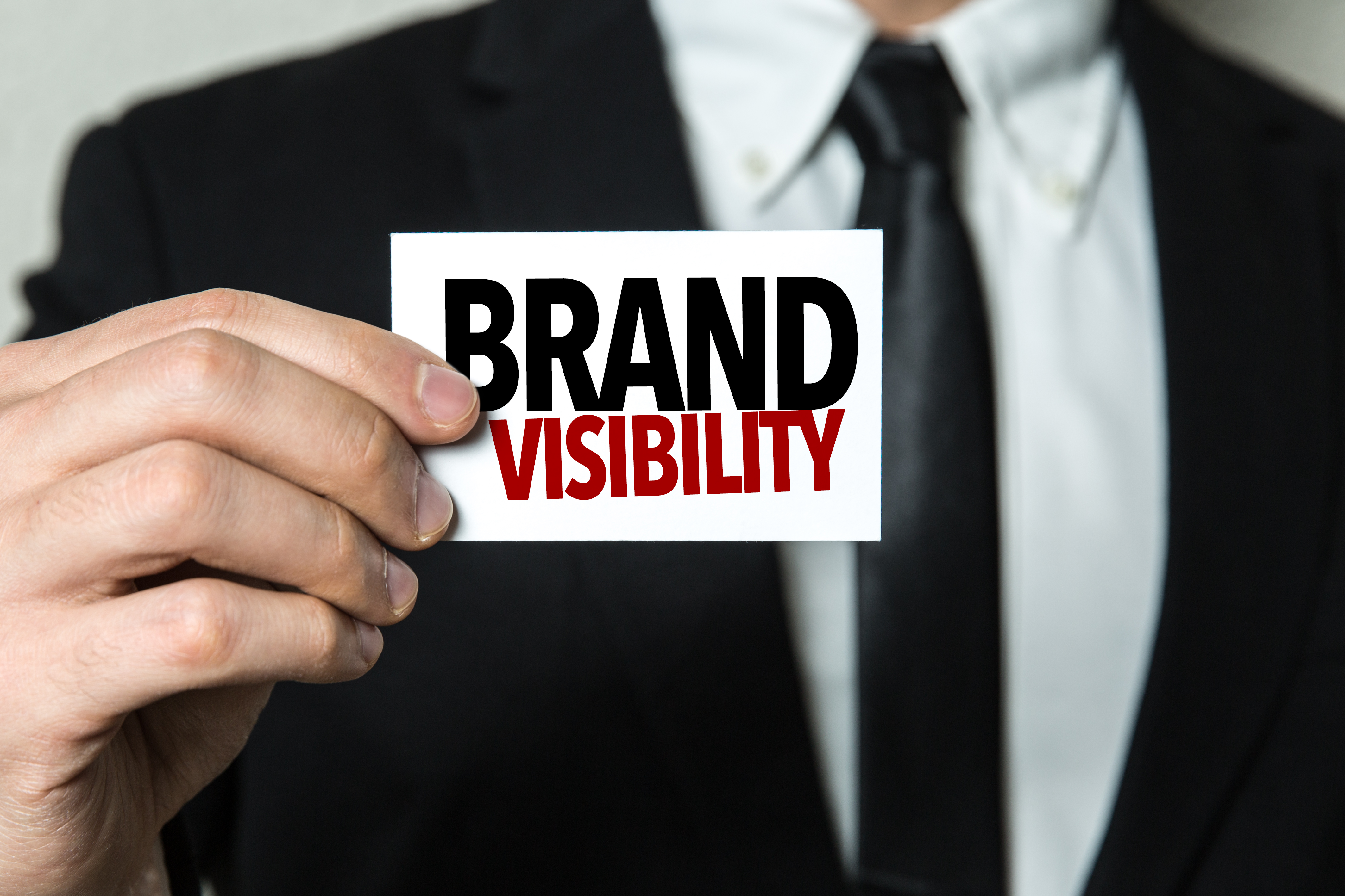 brand visibility