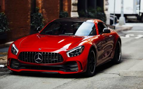 The Mercedes Benz Amg Gtr Is Car I Won T Forget From 2017 Wealthadvisor